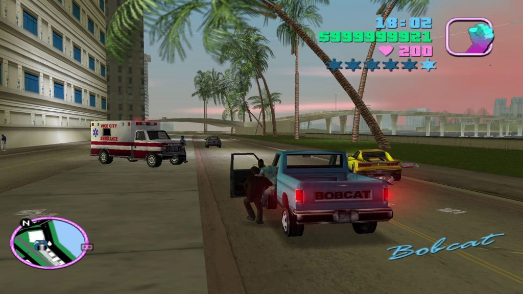 Gameplay Screenshot after Skipping all missions